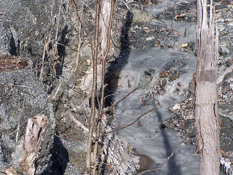 Asbestos Mining In Us : Vermont asbestos group mine in eden lowell vt clay